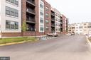 Rear View w/Unassigned Parking - 11200 RESTON STATION BLVD #402, RESTON