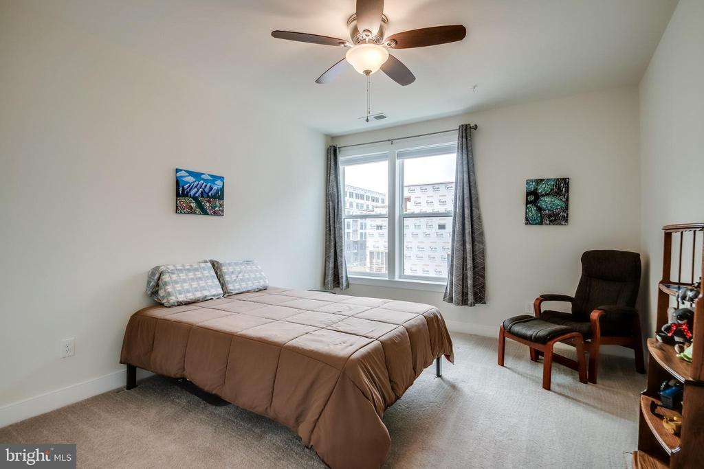 Bedroom 2 - 11200 RESTON STATION BLVD #402, RESTON