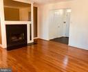 LIVING ROOM - 1835 N UHLE ST #1, ARLINGTON