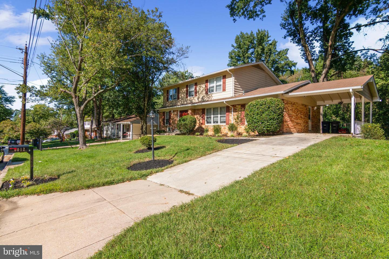 Single Family Homes por un Venta en Temple Hills, Maryland 20748 Estados Unidos