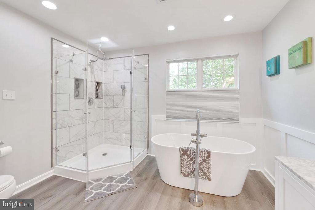 Updated owners bath - 42870 AUTUMN HARVEST CT, BROADLANDS