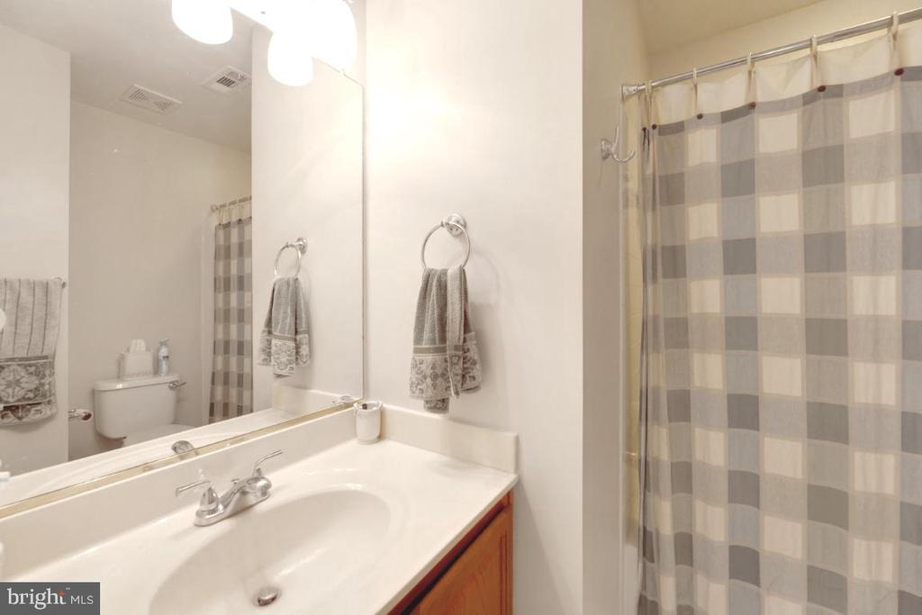 Secondary bedroom hall bath - 42870 AUTUMN HARVEST CT, BROADLANDS