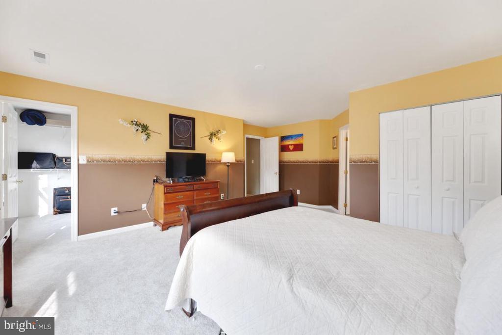 Owners Suite w/ 2 closets - 42870 AUTUMN HARVEST CT, BROADLANDS