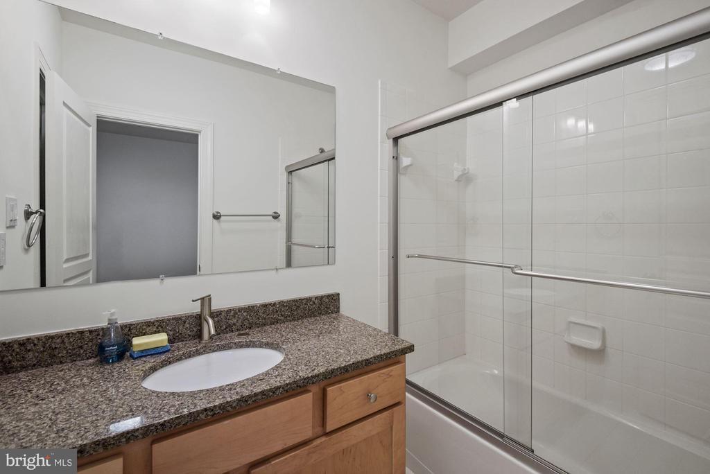 Lower-Level Full Bathroom - 1903 KERMIT RD, SILVER SPRING