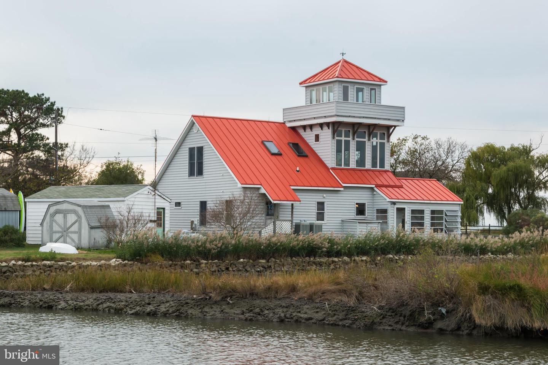 Single Family Homes per Vendita alle ore Deal Island, Maryland 21821 Stati Uniti