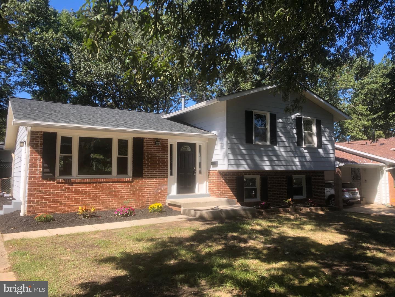 Single Family Homes por un Venta en Lanham, Maryland 20706 Estados Unidos
