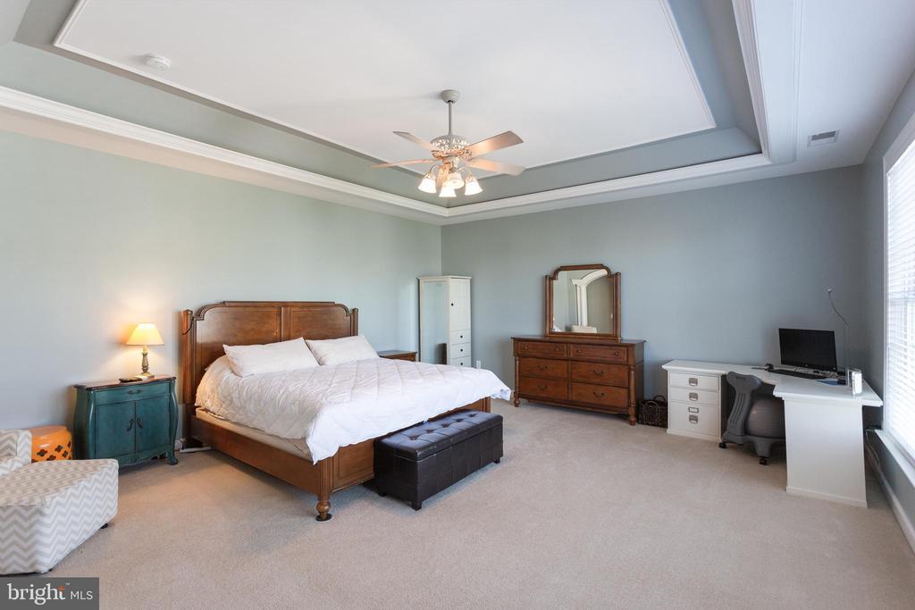 View 2-Owner's bedroom - 19198 SKINNER SQ, LEESBURG