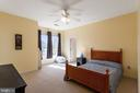 Bedroom 3-huge walk in closet - 19198 SKINNER SQ, LEESBURG