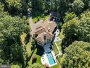 Aerial View - 906 TURKEY RUN RD, MCLEAN