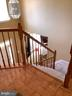 View of Foyer from Bedroom Level - 24784 HIGH PLATEAU CT, ALDIE
