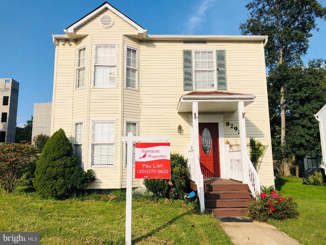 Single Family Homes vì Bán tại Jessup, Maryland 20794 Hoa Kỳ