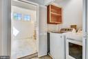 Laundry Area on upper level - 2922 24TH ST N, ARLINGTON