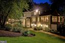 All brick construction with stone accent - 2124 POLO POINTE DR, VIENNA