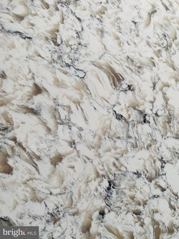 close up of the quartz counters - 501 SLATERS LN #906, ALEXANDRIA