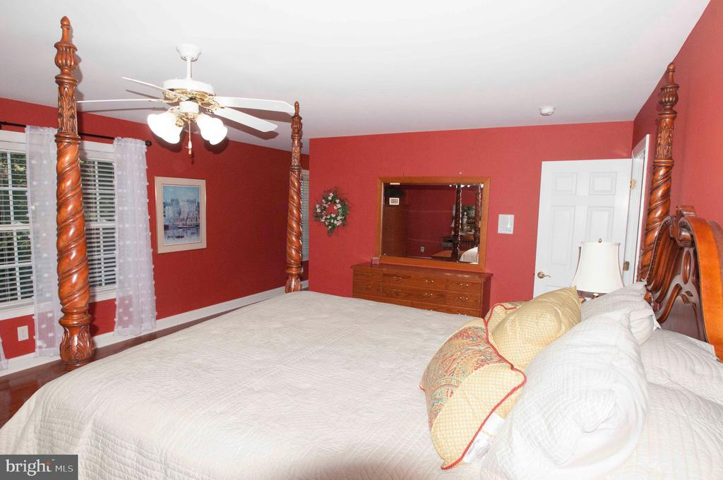 Master Bedroom - Upper Level - 11918 SANDY HILL CT, SPOTSYLVANIA