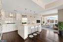 Kitchen - 4915 HAMPDEN LN #504, BETHESDA