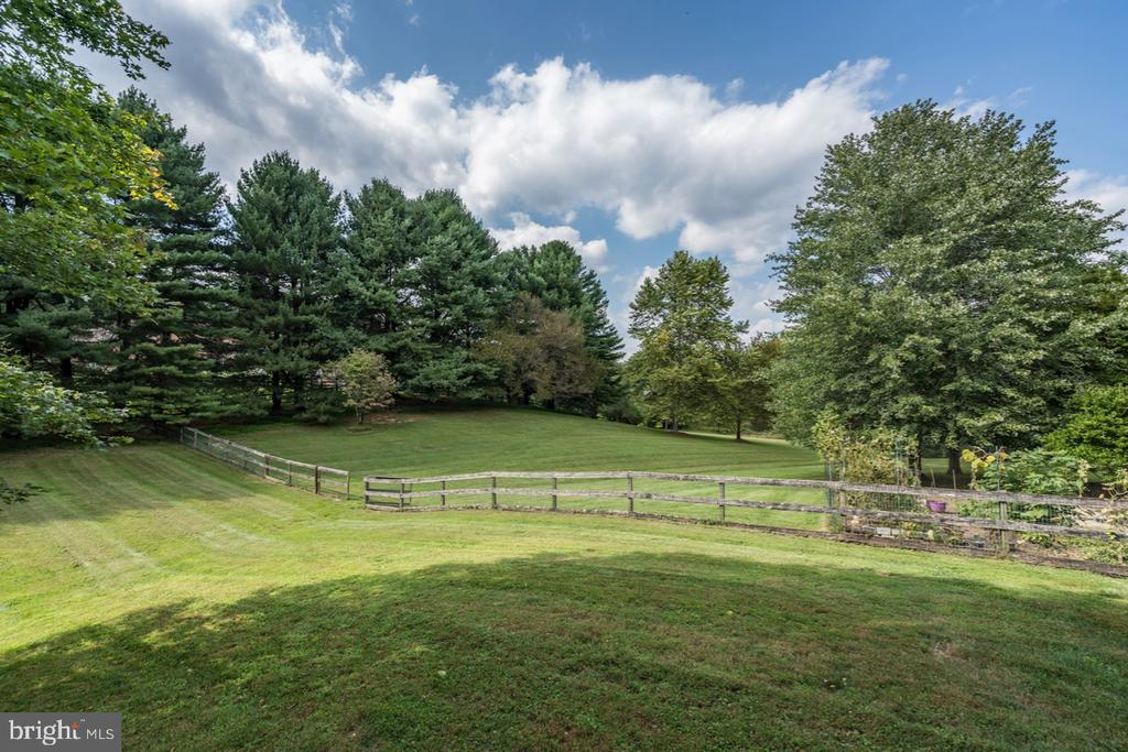 Side Yard - 5.3-acre Lot - 626 PHILIP DIGGES DR, GREAT FALLS
