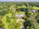 Aerial VIew with Lake - 626 PHILIP DIGGES DR, GREAT FALLS