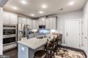 Gourmet Kitchen with Bar Seating! - 10473 RATCLIFFE TRL, MANASSAS