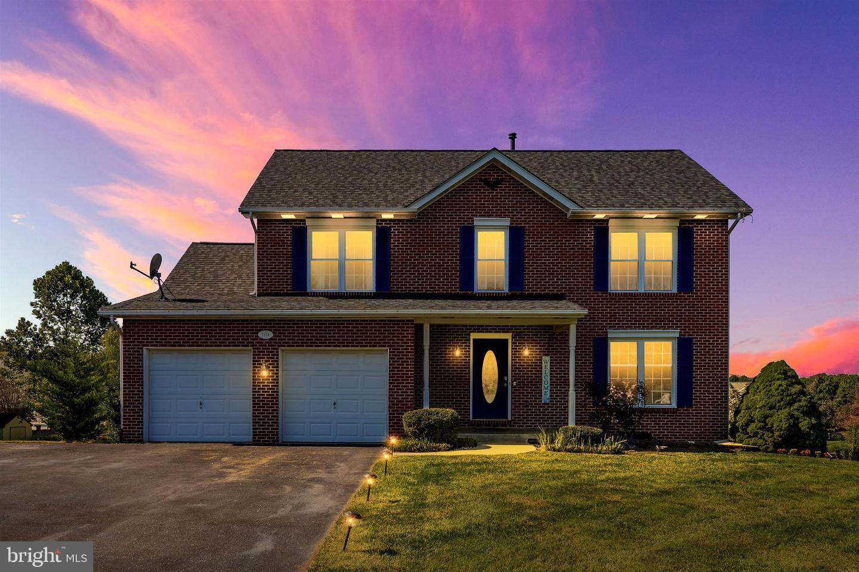 Single Family Homes per Vendita alle ore Jefferson, Maryland 21755 Stati Uniti