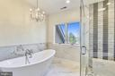 Owner's Bathroom - 40850 ROBIN CIR, LEESBURG