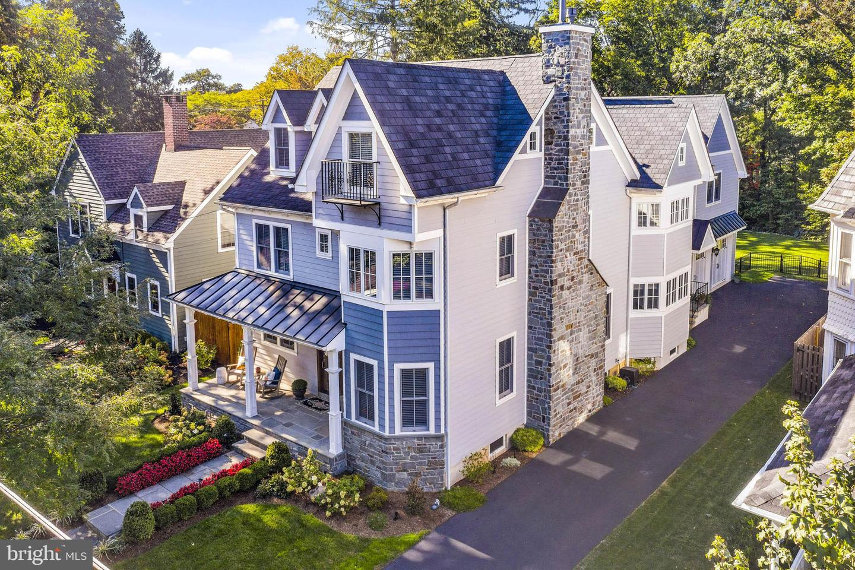 Single Family Homes för Försäljning vid Doylestown, Pennsylvania 18901 Förenta staterna