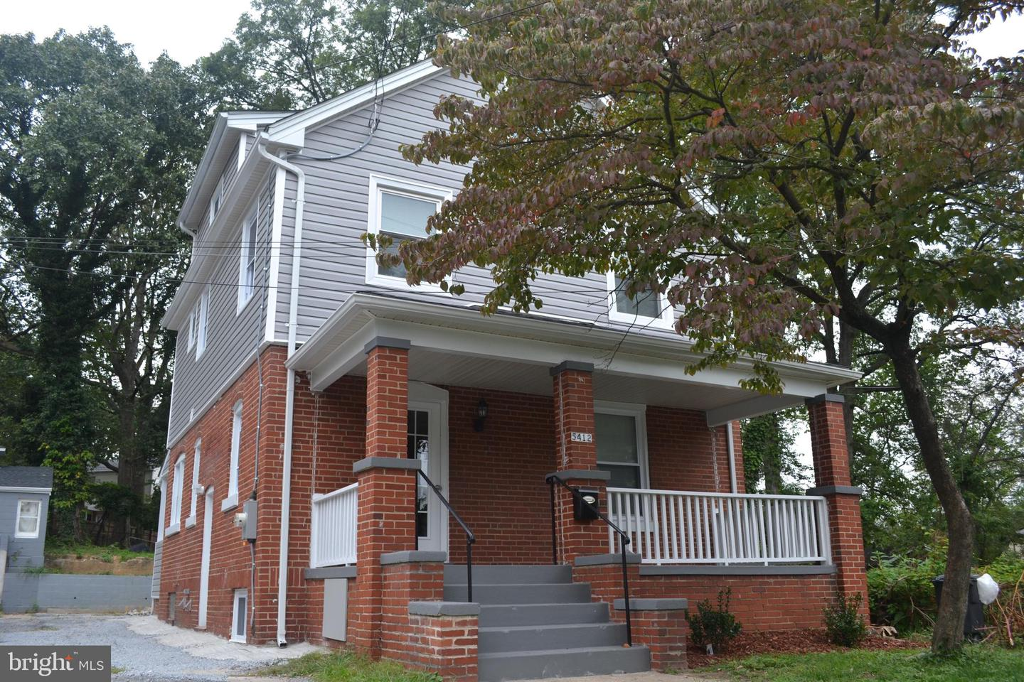 Single Family Homes por un Venta en Hyattsville, Maryland 20782 Estados Unidos
