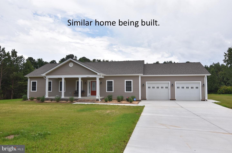Single Family Homes 為 出售 在 St. Inigoes, 馬里蘭州 20684 美國