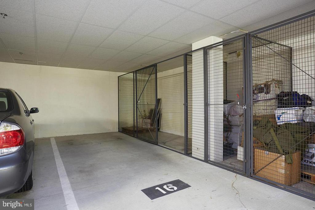 Storage #1 - 1860 STRATFORD PARK PL #403, RESTON
