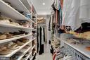 Master Bedroom Closet #2 - 44220 RIVERPOINT DR, LEESBURG