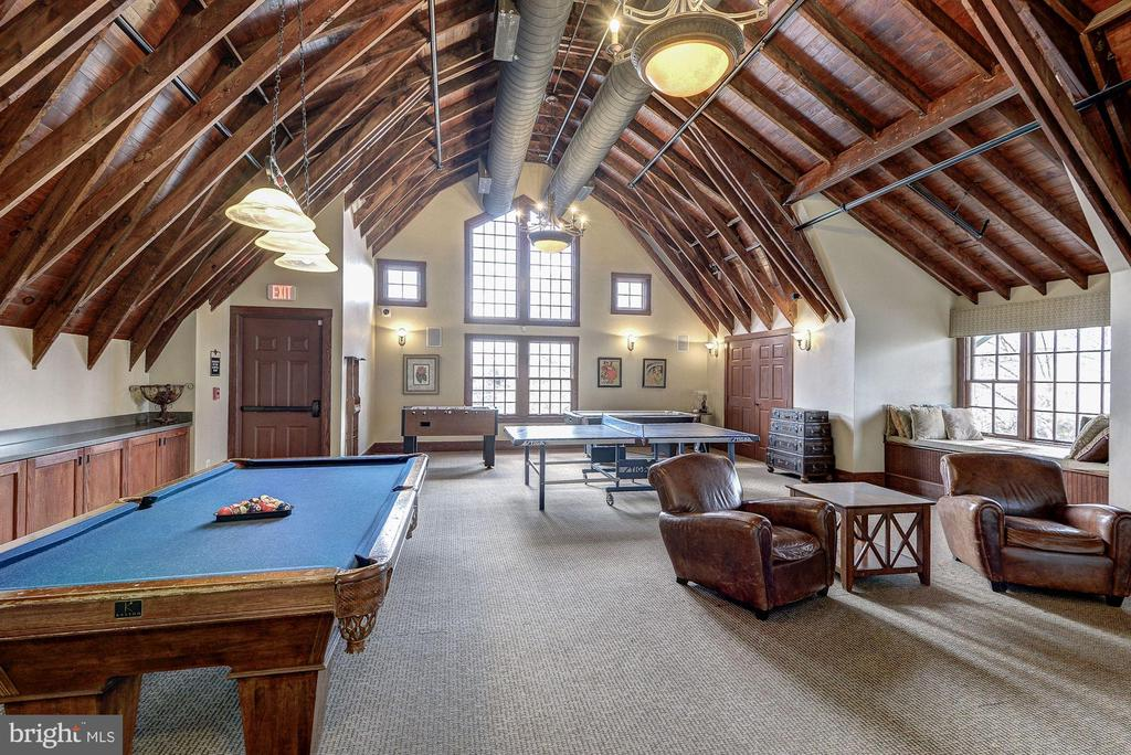 Lansdowne on the Potomac Club Game Room - 44220 RIVERPOINT DR, LEESBURG