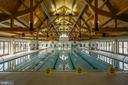 Lansdowne on the Potomac Club Indoor Pool - 44220 RIVERPOINT DR, LEESBURG