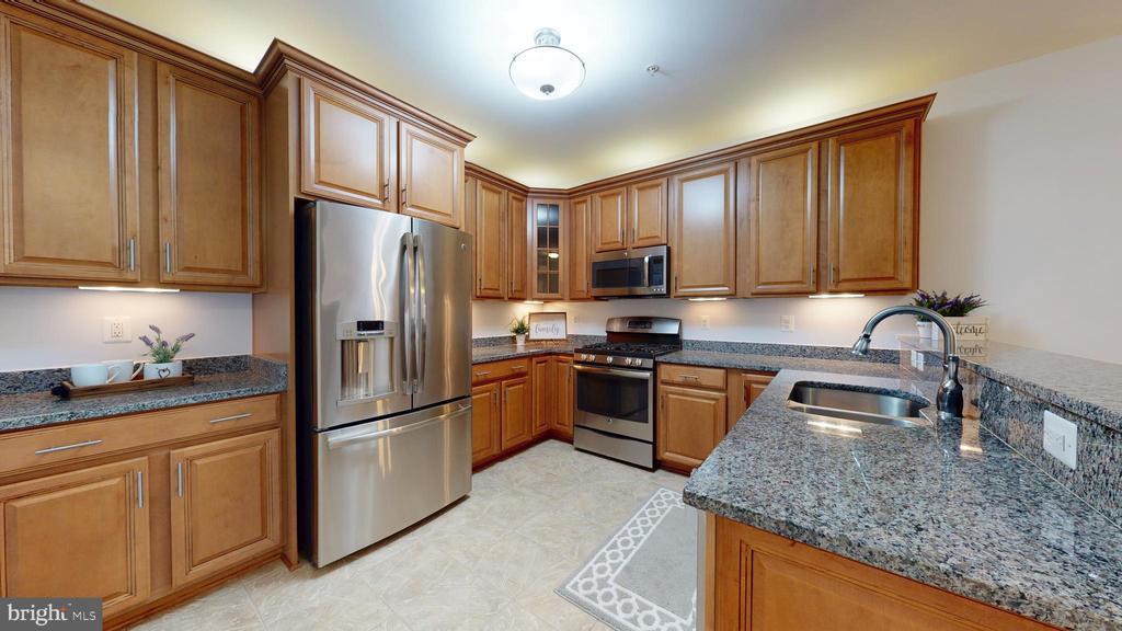 Gorgeous Kitchen! - 43144 SUNDERLAND TER #305, BROADLANDS
