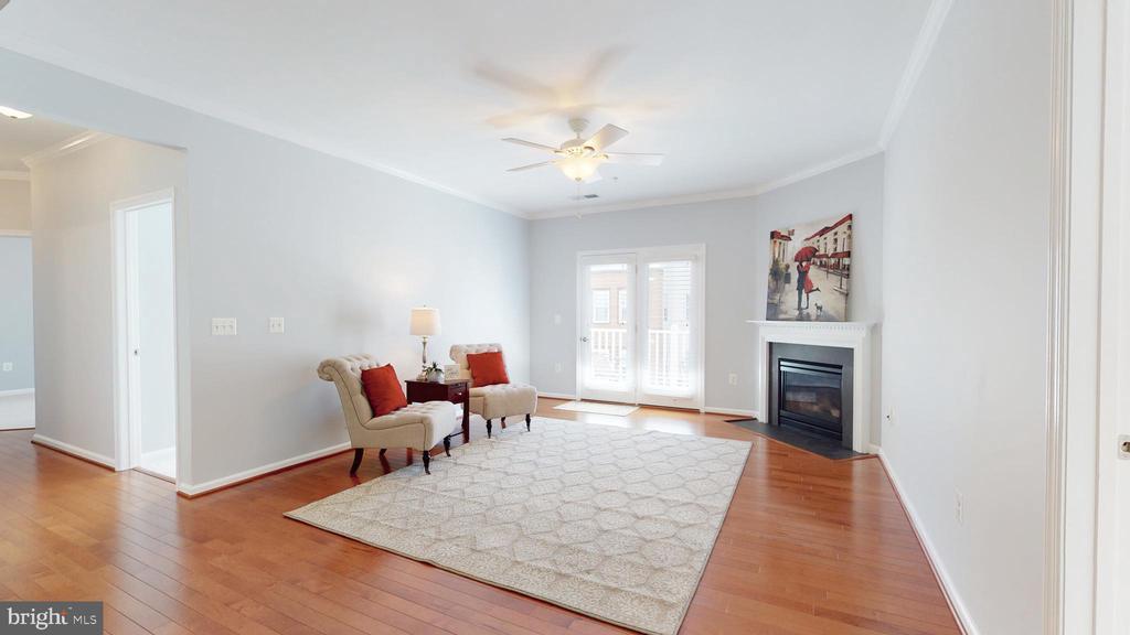 Living Room - 43144 SUNDERLAND TER #305, BROADLANDS
