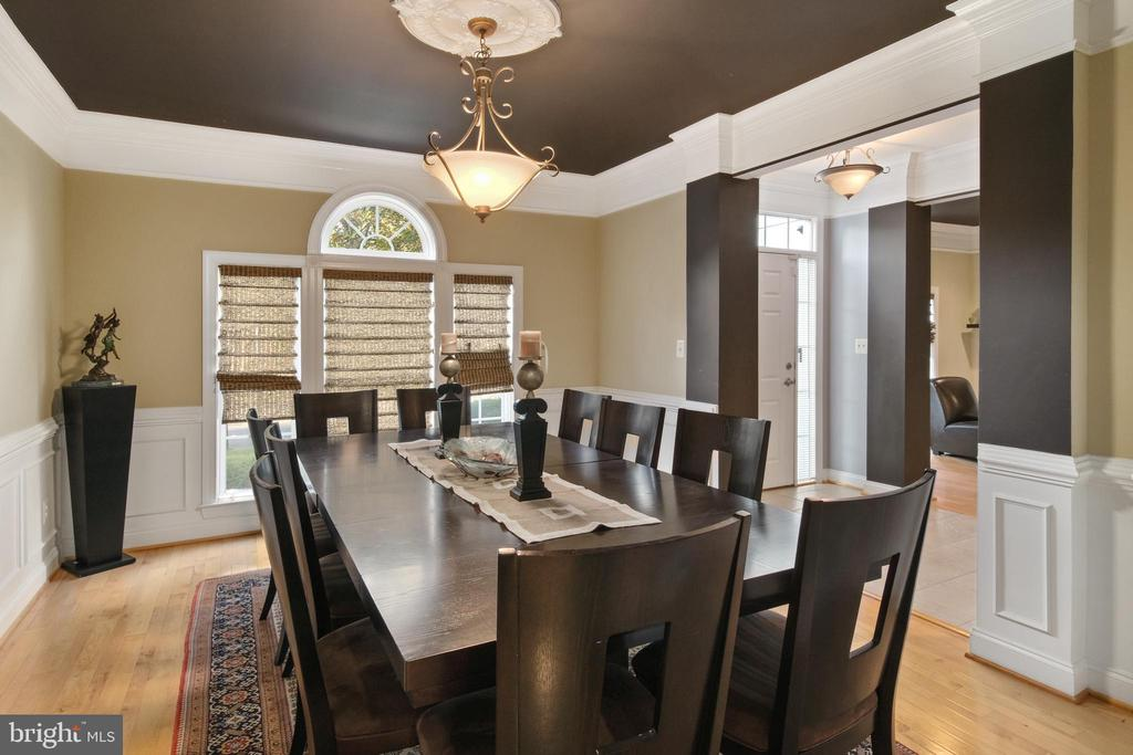 Dining Room - 43945 RIVERPOINT DR, LEESBURG