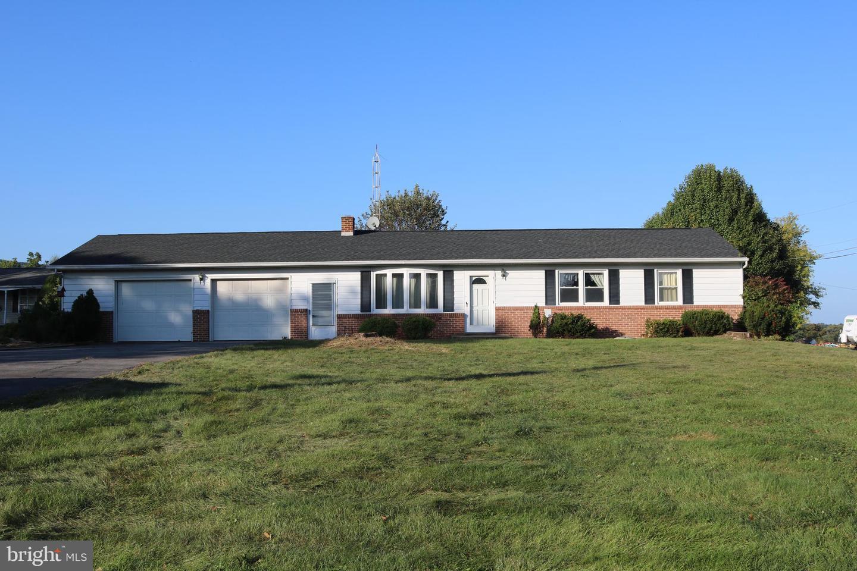 Single Family Homes для того Продажа на St. Thomas, Пенсильвания 17252 Соединенные Штаты