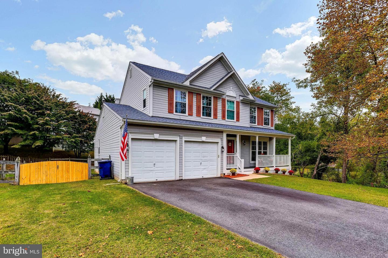 Single Family Homes per Vendita alle ore Eldersburg, Maryland 21784 Stati Uniti