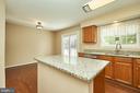 Kitchen Island - 919 SMARTTS LN NE, LEESBURG