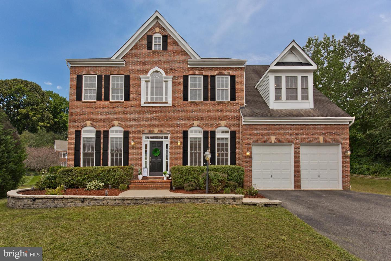 Single Family Homes pour l Vente à Springfield, Virginia 22153 États-Unis