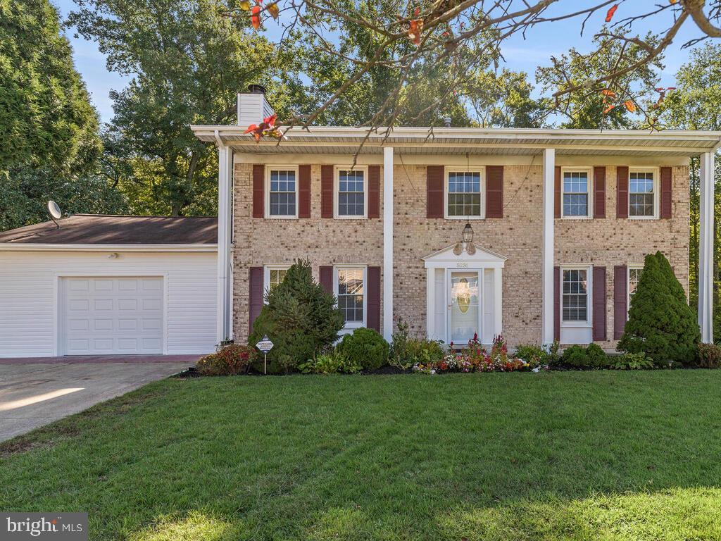 Single Family Homes för Försäljning vid Temple Hills, Maryland 20748 Förenta staterna