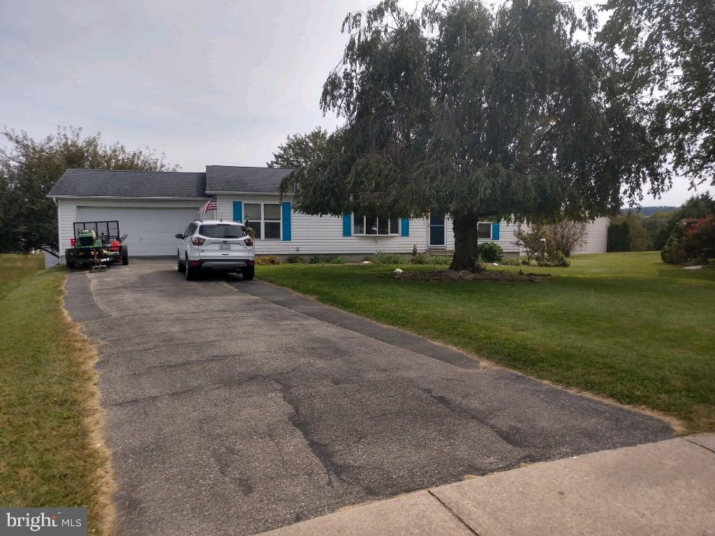 Single Family Homes для того Продажа на Hellam, Пенсильвания 17406 Соединенные Штаты