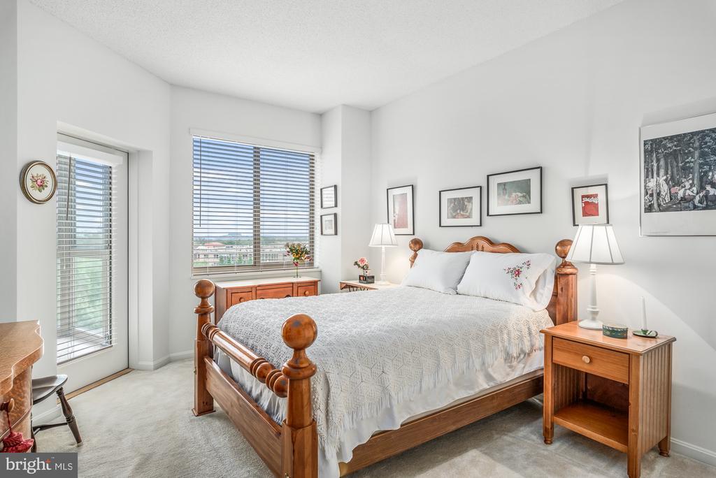 Guest bedroom - 19355 CYPRESS RIDGE TER #417, LEESBURG