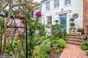Deeded parking in front of home - 210 JEFFERSON ST, ALEXANDRIA