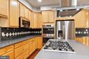 Kitchen - 22767 SWEET ANDREA DR, BRAMBLETON