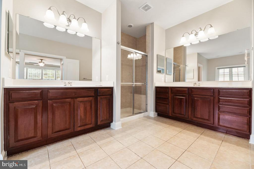 Primary Bathroom - 22767 SWEET ANDREA DR, BRAMBLETON