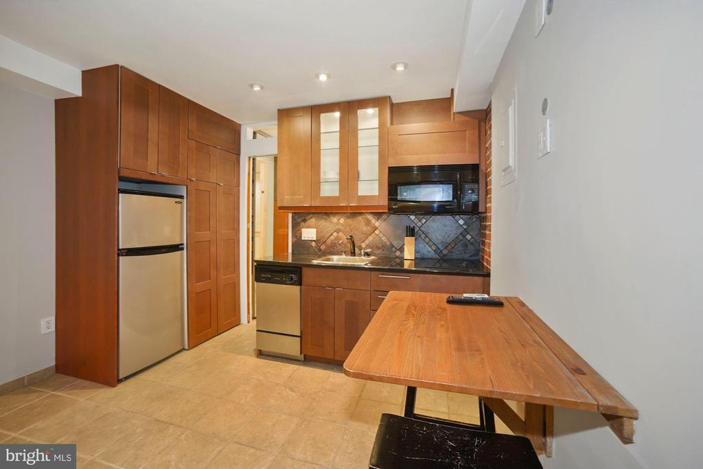 Apartment A - 1310 RHODE ISLAND AVE NW, WASHINGTON