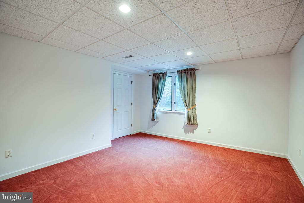 Lower Level Bedroom #4 - 6300 MARYE RD, WOODFORD