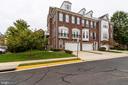 Luxury End Unit Townhouse - 4372 PATRIOT PARK CT, FAIRFAX