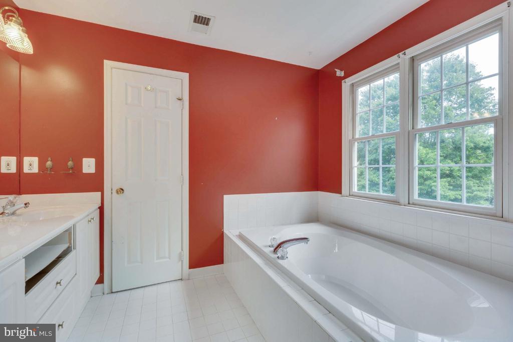 Consider free standing tub! - 501 SABER CT SE, LEESBURG