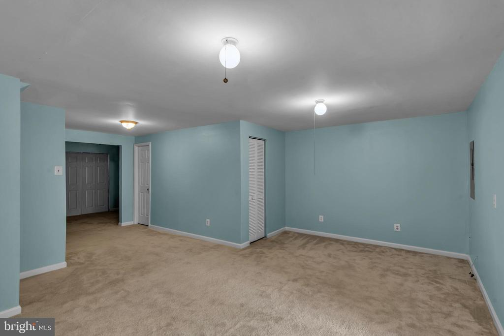 Spacious Finished Basement! - 13536 DARTER CT, CLIFTON